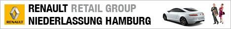 Renault Niederlassung Hamburg EKT Farmsen