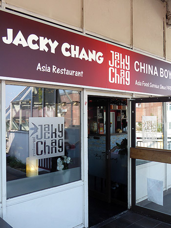 Bild EKT Farmsen Shop Asia Restaurant Jacky Chang