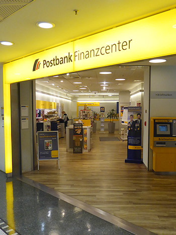 Bild EKT Farmsen Shop Postbank Finanzcenter