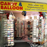 Candy & Balloon